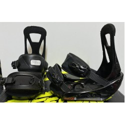 Legaturi snowboard BURTON PROGRESSION  mar M black