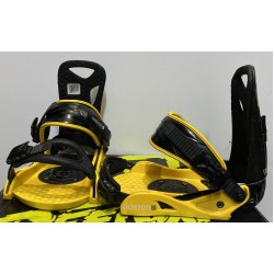Legaturi snowboard BURTON PROGRESSION  mar L yellow