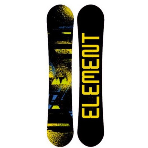Placa  snowboard STUF ELEMENT rocker 162 cm wide noua