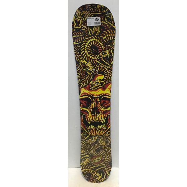 Placa snowboard SANTA CRUZ MEDUSA GOLD 146 cm model 2018