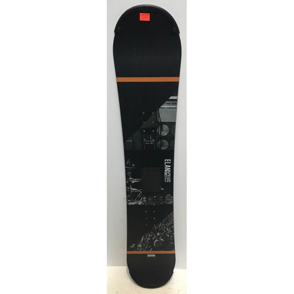 Placa snowboard ELAN RS 135 cm rocker